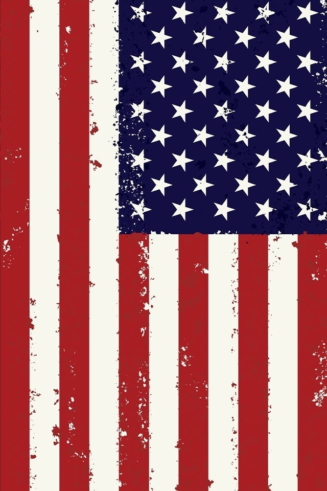 American Flag Ww1 Black And White
