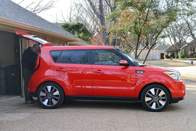 2014 kia soul inferno red cars pinterest red and kia soul. Black Bedroom Furniture Sets. Home Design Ideas
