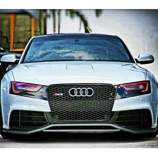 Mean Audi RS5