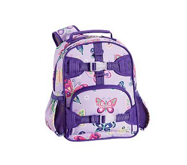 6a90ac4812 Mackenzie Lavender Butterfly Backpack