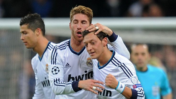 Arsenal playmaker Mesut Ozil reveals Real Madrid's Sergio Ramos to be his best friend in football, and a fine singer