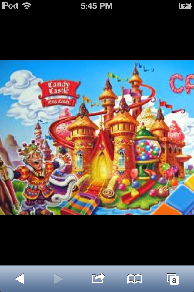 So frikin awesome! I_wantto_live_thereee Candy castle