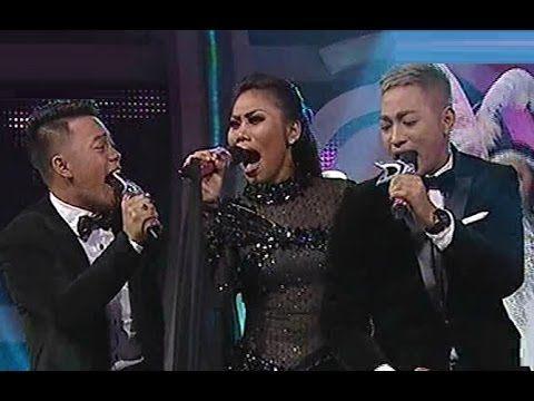 Konser Result Final 3 Besar Dangdut Academy 2 Kolaborasi Evi, Danang, Ir...