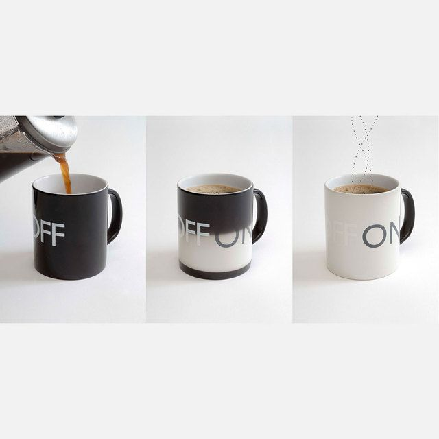 Cup Design Ideas coffee cups by alex litovka On Off Mug