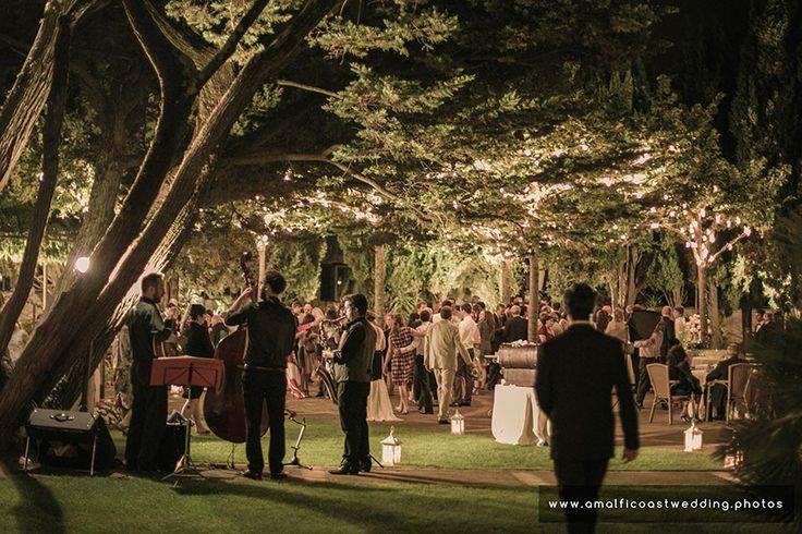 Ravello wedding photographer – the exclusive Villa Eva