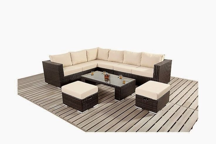 Home Genies- Home and Garden products: Rattan Garden Furniture sets