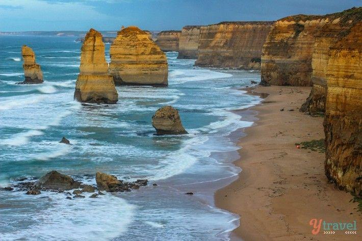 The Twelve Apostles - Great Ocean Road, Australia