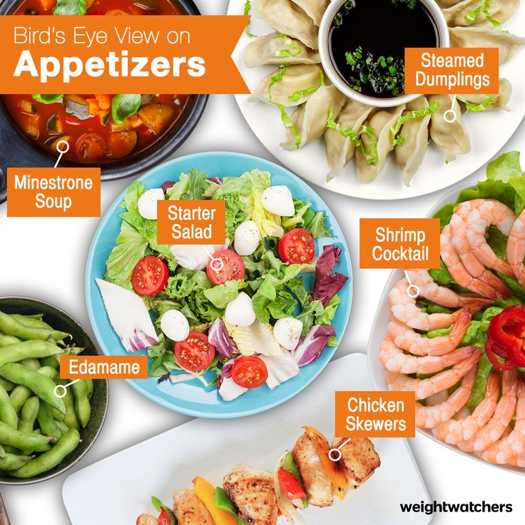 Round up the crew for Friday night appetizers and good company! These smart pick are 5 PointsPlus value or less .. and absolutely delicious!