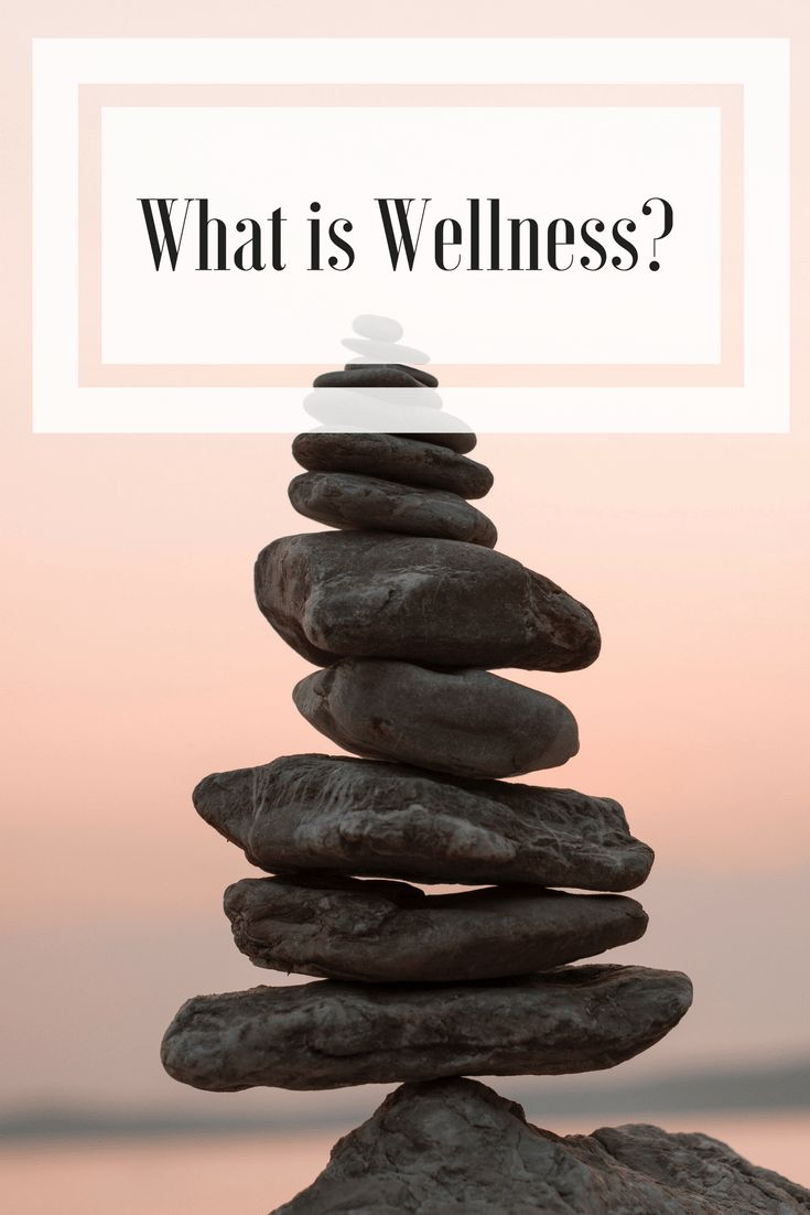 What is Wellness? A word we are hearing more and more these days