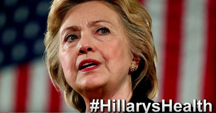 Hillary Clinton's health problems are a valid concern. Is it really even in her…