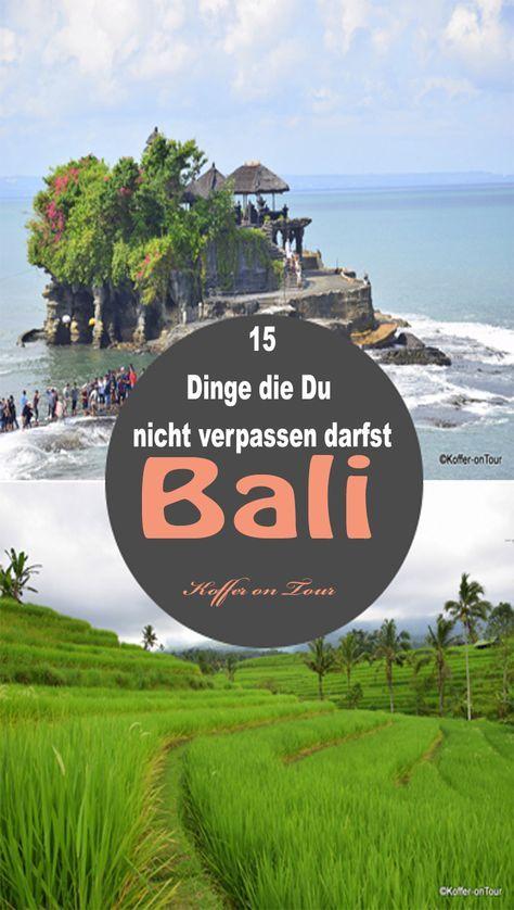 Bali – Reise zur schönsten Insel Indonesiens