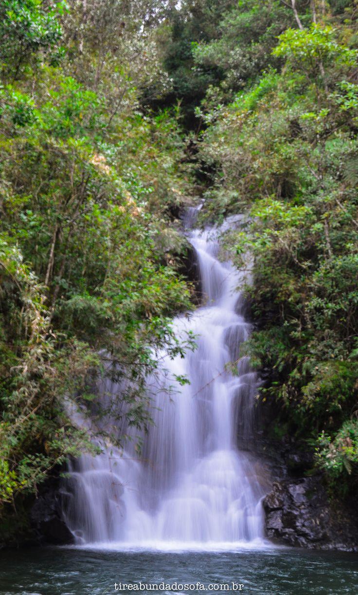 Cachoeira do camping ao pé do Quiriri, pertinho de São Bento do Sul. Mais dicas do que fazer na região no link. ;D