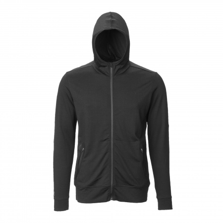Javero Hooded Jacket Men - Black