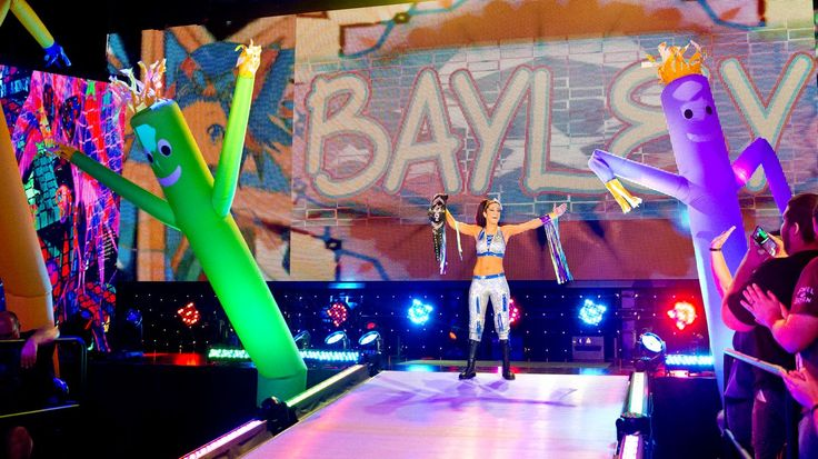 Bayley: NXT's Women's Champion Leads a Wrestling Revolution
