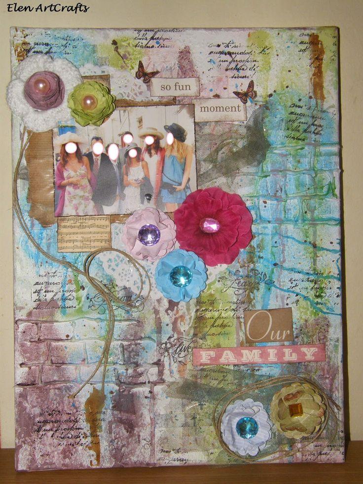 Elen ArtCrafts: Η οικογένειά σας.../Your family...