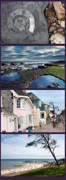 Lyme, Dorset, UK - Hix Townhouse and Restaurant by chef Mark Hix