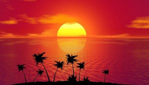 Wow 30 Contoh Gambar Pemandangan Terbenam Sunset Gambar Unduh Gambar Gambar Gratis Pixabay Download Cara Menggambar Di 2020 Pemandangan Matahari Terbenam Gambar