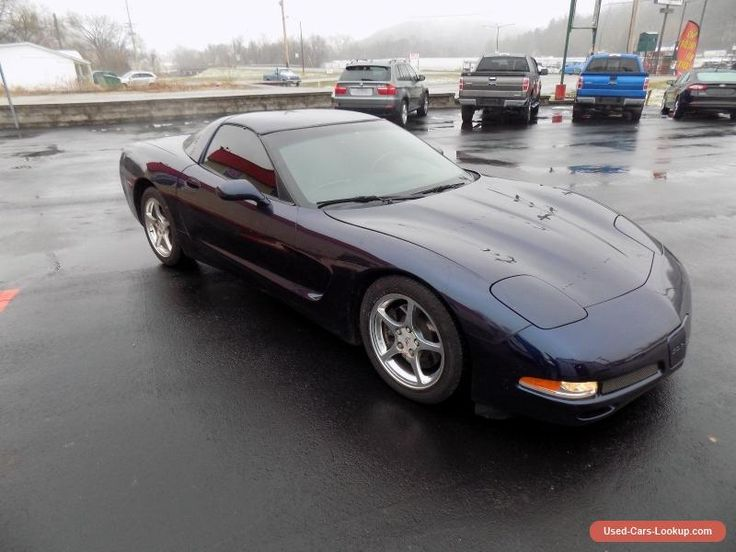 2002 Chevrolet Corvette BASE #chevrolet #corvette #forsale #unitedstates