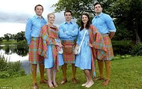 Image result for Scottish People