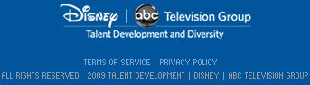 Disney | ABC Television Group - Training Programs - Writing, Directing, Acting, Production