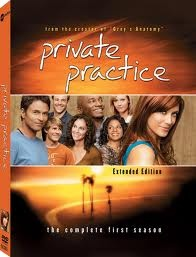 Private Practice. 6 fabulous seasons of Dr Addison Montgomery (Kate Walsh)