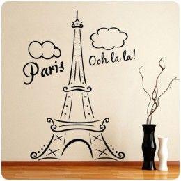 paris party decoración  - Buscar con Google