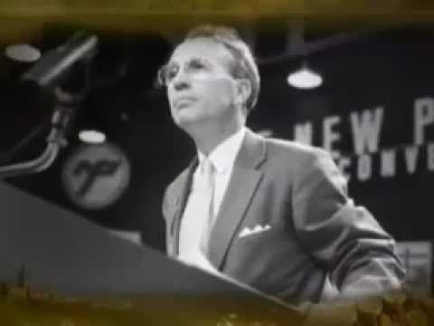 essay on tommy douglas Tommy douglas the preacher turned politician fights to bring a socialist government to canada in 1944,  saskatchewan papers refused to print the report.