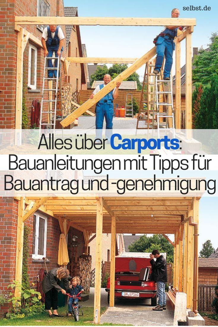 Carport Bauanleitung Selbst De Carport Bauen Carport Bausatz Carport Bauplan
