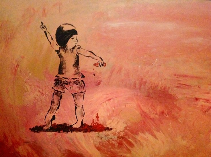 Revolution of art! Fighting for street art-rights in Finland on canvas