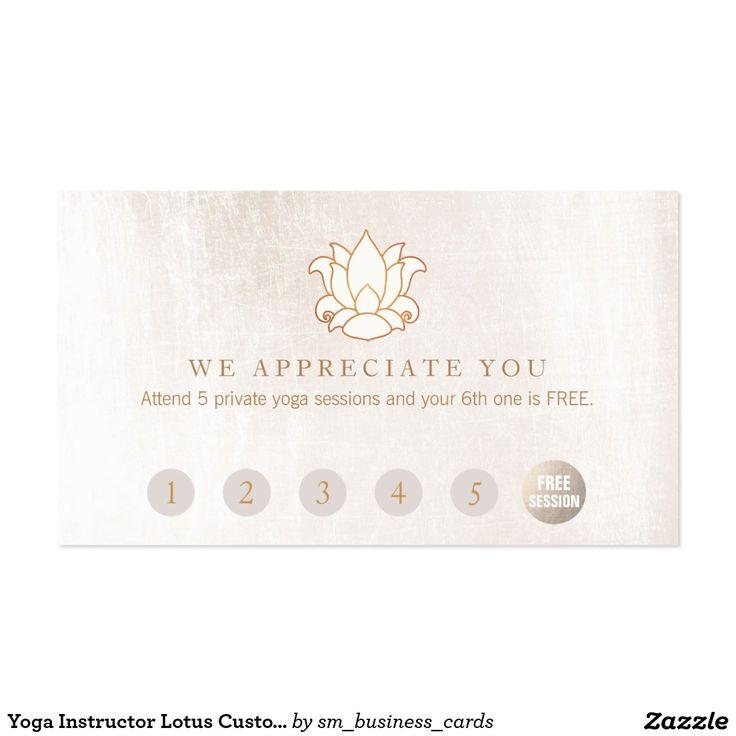 11 best Lotus Flower Business Cards images on Pinterest | Lotus ...