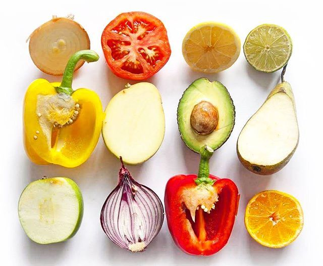 Juice Plus+ tip: Make sure you have a variety of color on your plate and getting enough nutrients! sluegger.juiceplus.com  #nutrition #diet #health #food #foodporn #foodie #ig_food #vegetables #fruits #healthychoices #healthydiet #healthylife #healthyliving