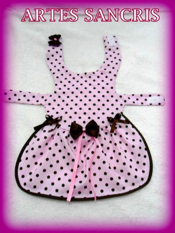 roupa de cachorro ARTES SANCRIS sf-gonzales@hotmail.com