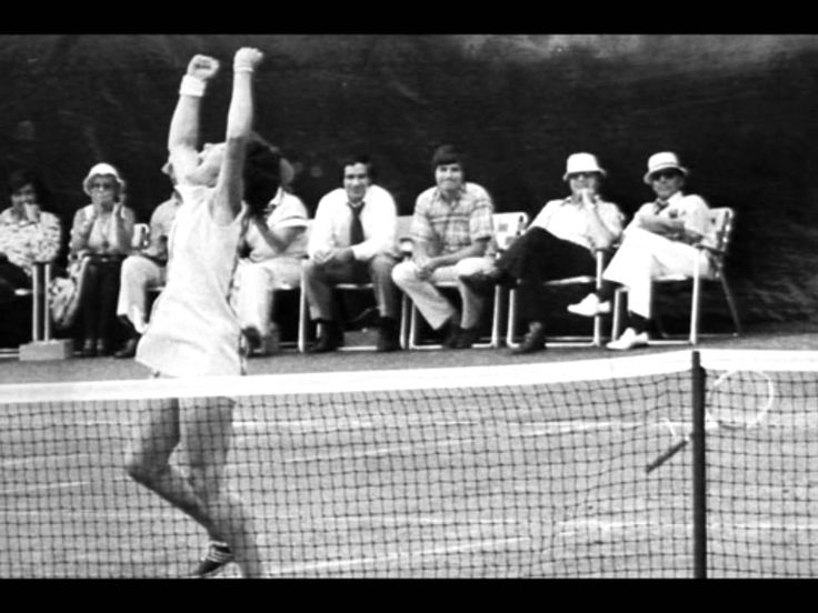 Billie Jean King and The Battle of the Sexes