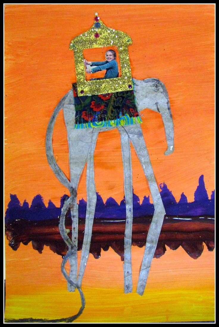 surreal art projects for kids | This Salvador Dali project is a two day lesson plan.                                                                                                                                                                                 Más