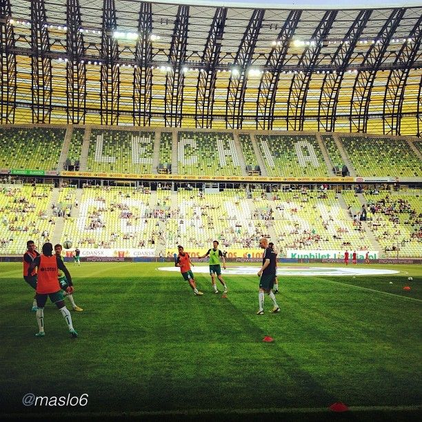 The best of IgersGdansk  #InstaReporters. #football #instagood #instamood #beautiful #soccer #igerspoland #instagramers #pilkanozna #iphonesia  #igers by @Anna Wrona via @InstaReposts