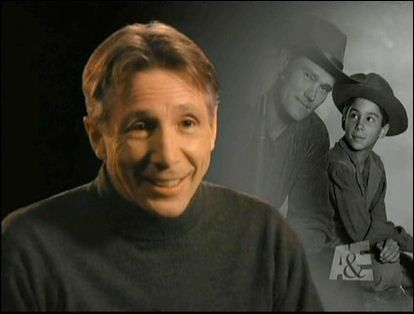 Johnny Crawford from the Rifleman.