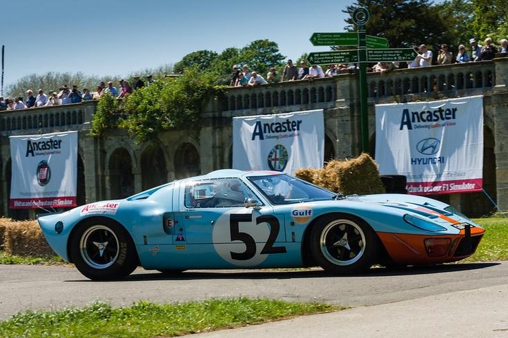 #52 Glen Mason - Ford GT40 Recreation (1965)