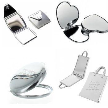 Specchietto da borsa Personalizzato