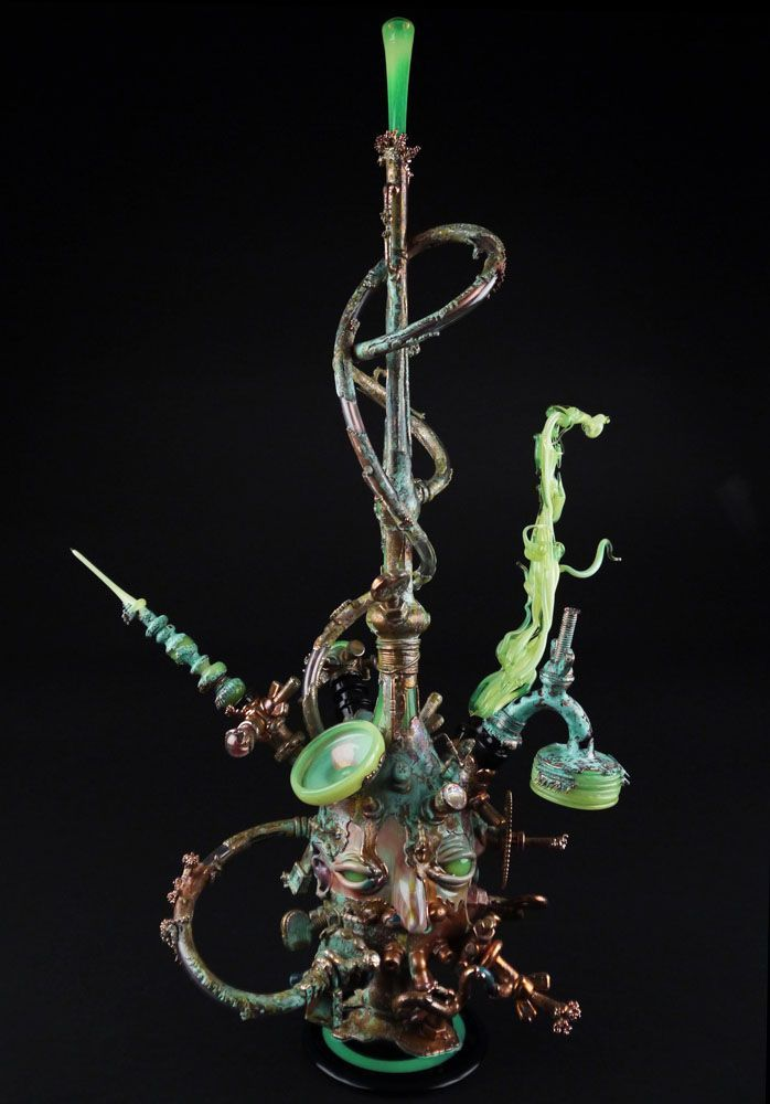 marijuana pipes steampunk - Google Search
