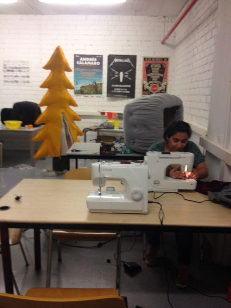 ambient tèxtil