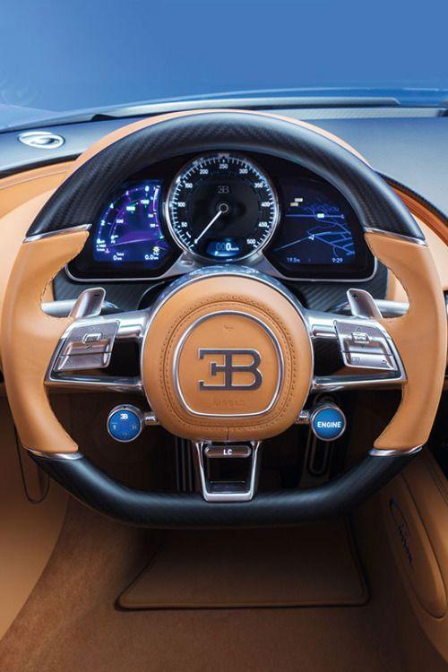 Bugatti Chiron '2016 (#FTA)