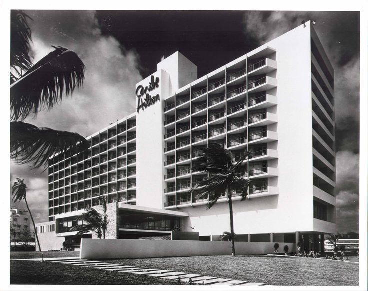 "1949 - Hilton International is born, with the opening of the Caribe Hilton in Puerto Rico. Legendary barman Ramon ""Monchito"" Marrero creates the Pina Colada."