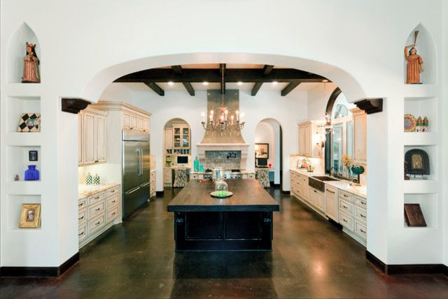 Spanish Kitchen - 2012 Design Excellence Award Winner http://www.designstudio2010.com