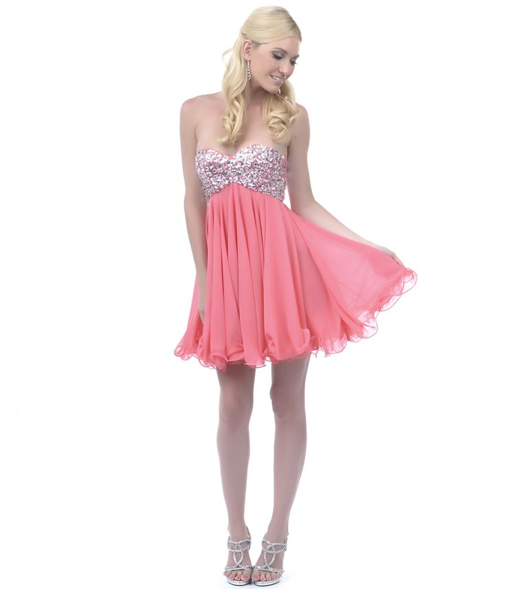 56 best Future home coming dress! images on Pinterest   Cute dresses ...