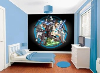 3D tapeta Star Wars