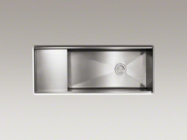 KOHLER | K-3761 | Stages 45-Inch Under-Mount Kitchen Sink