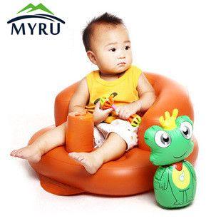 1-3 Anni I Bambini Divano Seggiolone Portatile Gonfiabile Del Bambino Sedile per Bambini