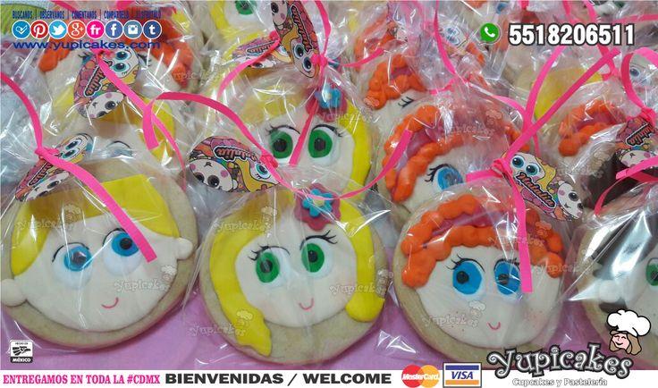 ¿Eres fan de Distroller? 😍🎉 ¡Estas galletas decoradas en Royal Icing serán un super detalle en tu fiesta de cumpleaños! 😉 ¡Haz tus pedidos HOY! ✨ 🔵 Cotiza en nuestra página 👉 www.facebook.com/yupicakes 👈 o vía WhatsApp al ☎ 5518206511 🔴 ENTREGAMOS EN TODA LA CDMX 🔴#Yupicakes #CDMX #Galletas #Distroller #Chamoy #Berinaiz #ChicoZapote #Tinga #Mole #Neonatos #Royalcing #Cumpleaños #Fiesta #Super #Detalle #Divertido #Delicioso