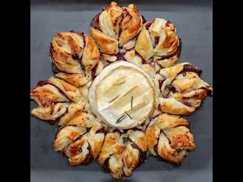 Camembert Snowflake - Twisted