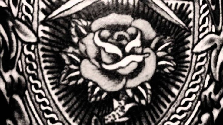 "Dropkick Murphys - ""Rose Tattoo"" (Video)I've got your name written here, In a rose tattoo In a rose tattoo In a rose tattoo Signed and sealed in blood I would die for you"